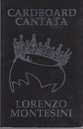 CARDBOARD CANTATA: Montesini Lorenzo