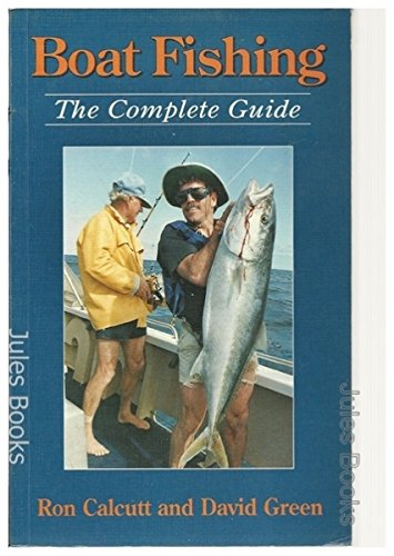 9780731802883: Boat Fishing: The Complete Guide