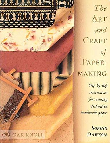 9780731803064: The Art and Craft of Papermaking