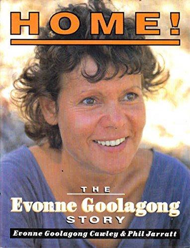 9780731803811: Home!: Evonne Goolagong Story