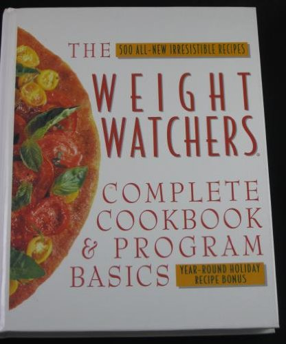 9780731805617: Weight Watchers Complete Cookbook and Program Basics