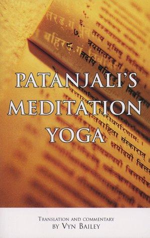9780731806485: Patanjali's Meditation Yoga