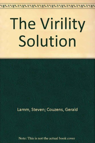 9780731807338: The Virility Solution [Paperback] by Lamm, Steven; Couzens, Gerald