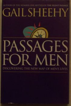 9780731807437: Passages for Men - Discovering the New Map of Men's Lives