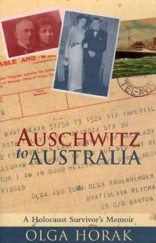 9780731809585: Auschwitz to Australia: A Holocaust survivor's memoir