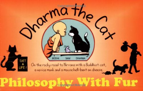 9780731810352: Dharma the Cat: Philosophy with Fur