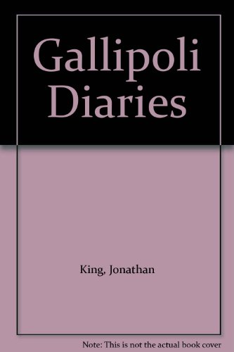 9780731813551: Gallipoli Diaries