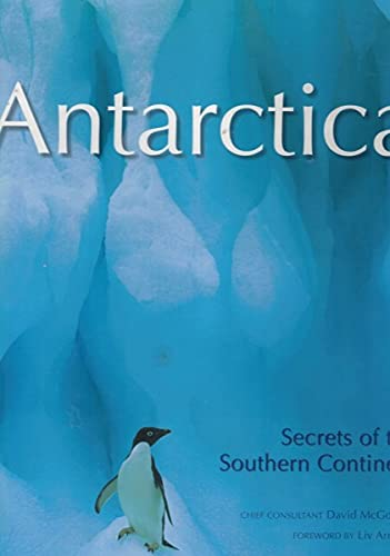 9780731813742: Antarctica: Secrets of the Southern Continent