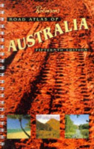 Robinson's Road Atlas of Australia