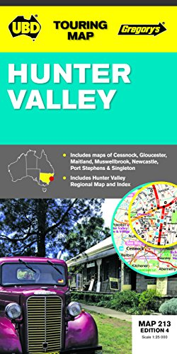 9780731927371: Hunter Valley 213