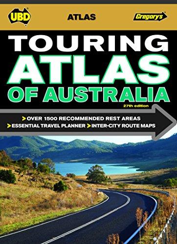 9780731930036: Touring Atlas of Australia 27th ed
