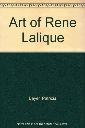 9780732200305: Art of Rene Lalique
