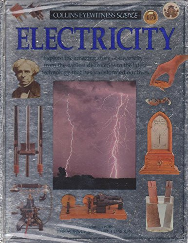 9780732201142: Eyewitness Science Electricity