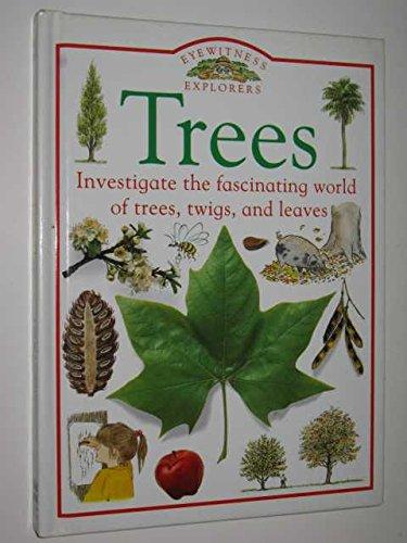 9780732201272: Eyewitness Explorer: Trees (Collins eyewitness explorers)