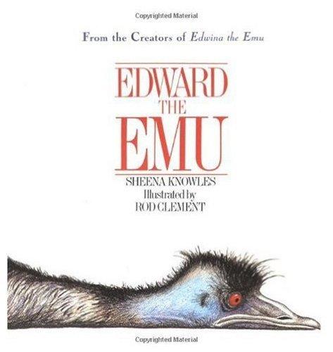 9780732248109: Edward the EMU (Oe)