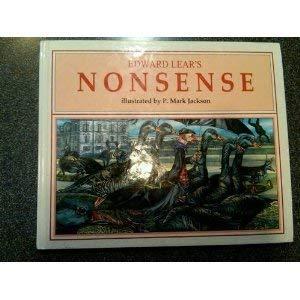 9780732249359: Edward Lear's Nonsense