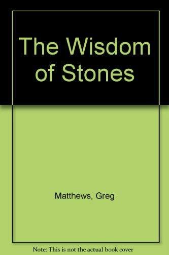 9780732250737: The Wisdom of Stones