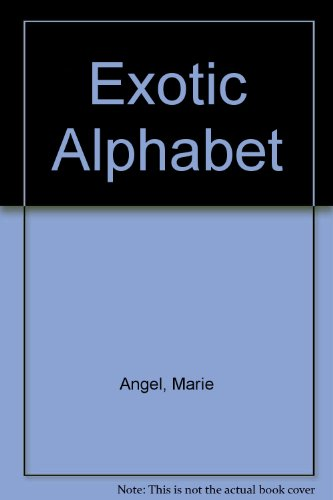 9780732251390: Exotic Alphabet