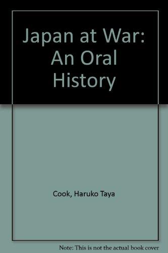 9780732256050: Japan At War: An Oral History