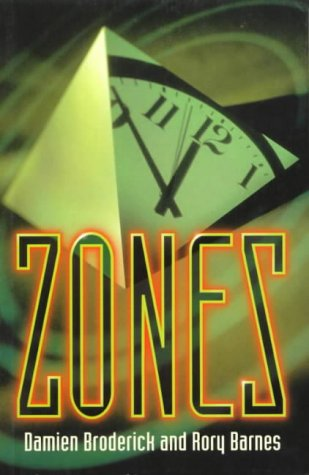 Zones (0732257603) by Broderick, Damien