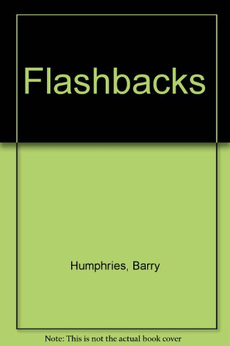 9780732258252: Flashbacks