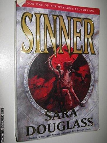 9780732258573: The Wayfarer Redemption Trilogy: Sinner Book 1