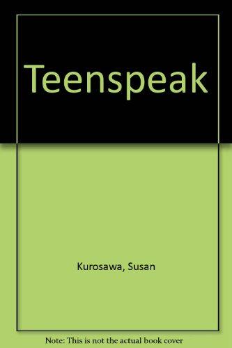 9780732258962: Teenspeak