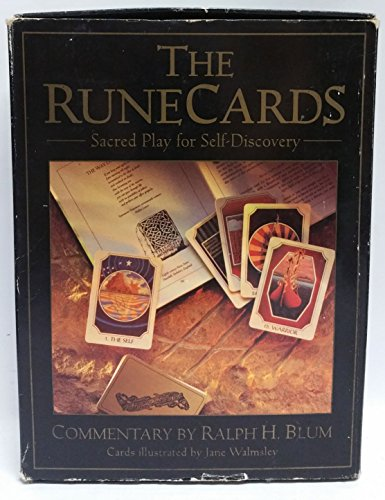 9780732260163: The Book of Rune Cards