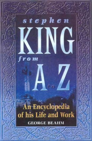 9780732264116: Stephen King from A-Z