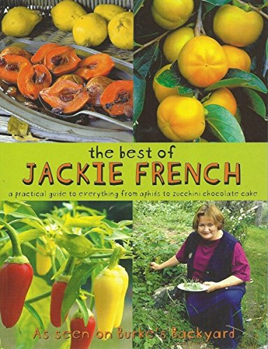 9780732265519: The Best of Jackie French's Garden