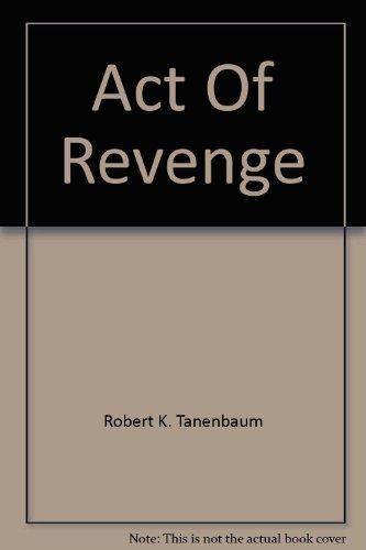 9780732265755: Act Of Revenge