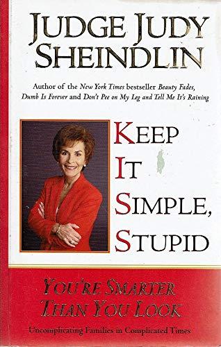 9780732266301: Keep it Simple, Stupid