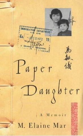 9780732266523: Paper Daughter: a Memoir