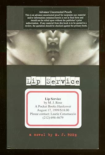 9780732266684: Lip Service