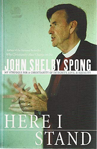Here I Stand (0732266939) by Spong, John Shelby