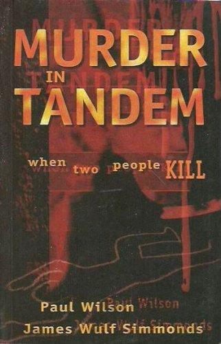 9780732267735: Murder in Tandem