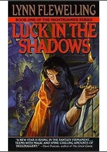 9780732267827: Luck in the Shadows (Nightrunner series)