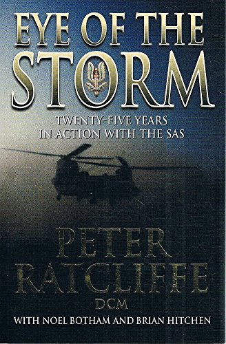 9780732268602: The Eye of the Storm: An SAS Memoir
