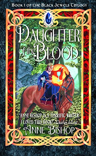 "9780732269715: Daughter of Blood: Book 1 of the ""Black Jewels"" Trilogy"