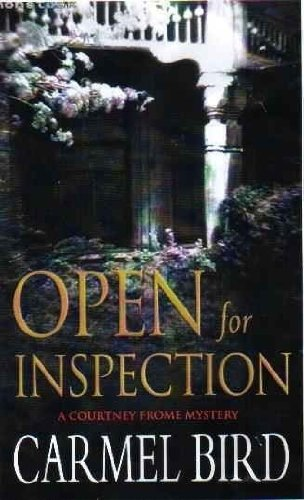 9780732269906: Open for Inspection
