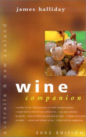 Australia & New Zealand Wine Companion: Halliday, James