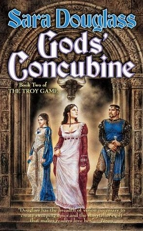 9780732271619: Gods Concubine the Troy Game