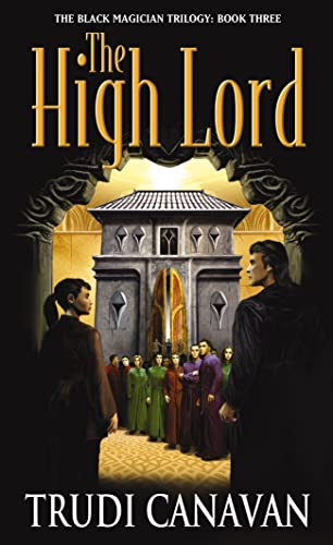 9780732272302: High Lord (Black Magician Trilogy)