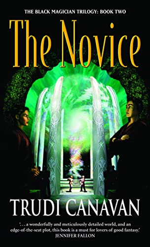 9780732272364: The Novice (Black Magician Trilogy)