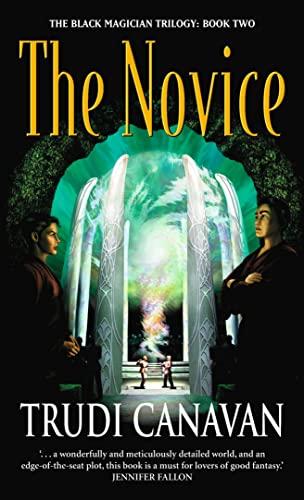 9780732272364: The Novice (Black Magician Trilogy)