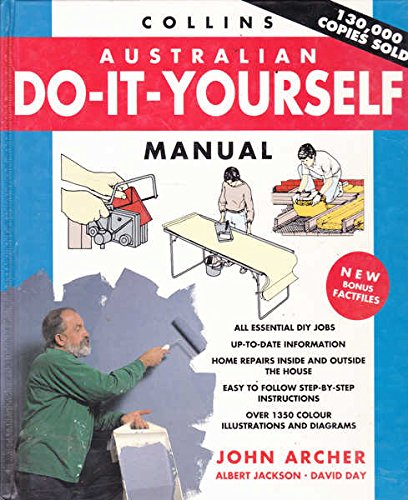 9780732273590: Collins Australian Do-it-Yourself Manual
