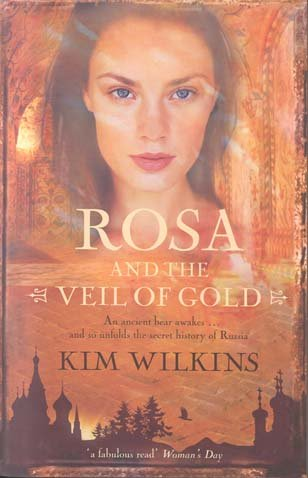 9780732274085: Rosa and the Veil of Gold