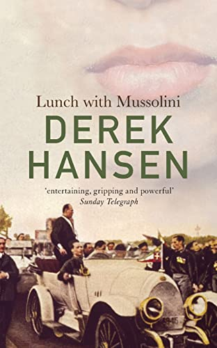 9780732275433: Lunch with Mussolini