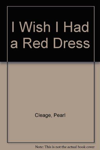 9780732275778: I Wish I Had a Red Dress