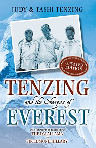 9780732276607: Tenzing and the Sherpas of Everest